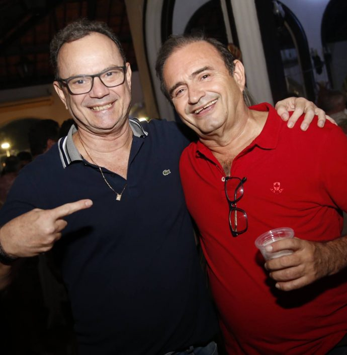 Alvaro Guimaraes E Renan Vieira