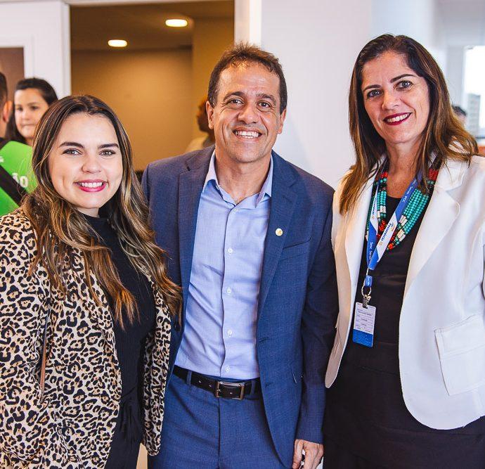 Ana Lima, Edgy Paiva E Fabiola Macedo