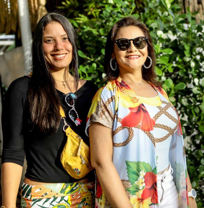 Ana Paula Feijão E Keila Albuquerque