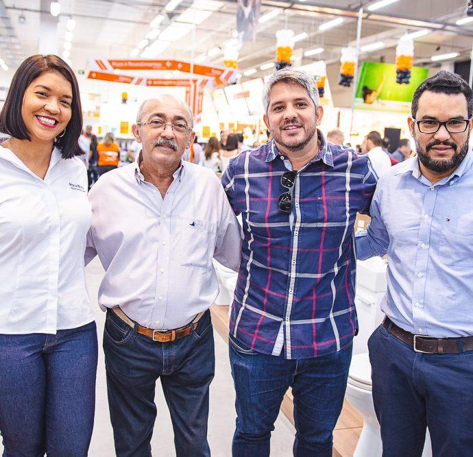 Ana Paula, Martins Neto, Hugo Magalhães E Adison Silva
