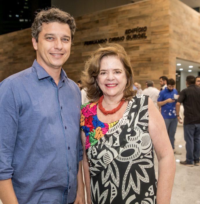Andre Siqueira e Roseane Medeiros