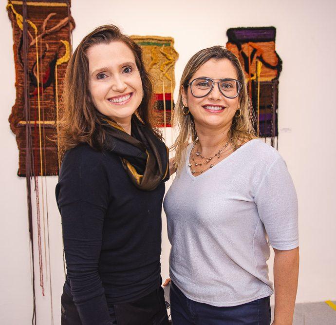 Andrea Dallolio e Veridiana Brasileiro - Foto: Portal IN
