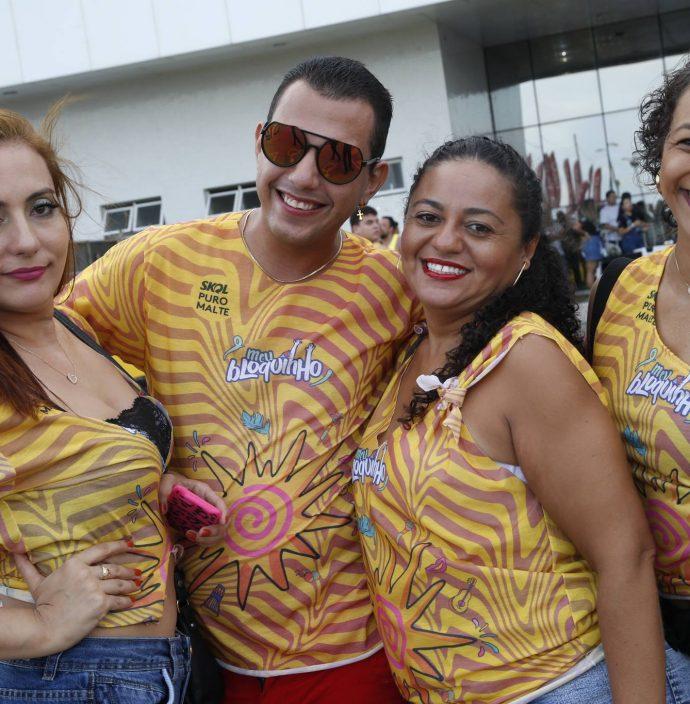 Angelica Martins, Andre De Cesares, Regina Queiroz E Sadila Marques