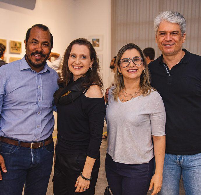 Antonio Almeida, Andrea Dallolio, Veridiana Brasileiro E Leonardo Vidal