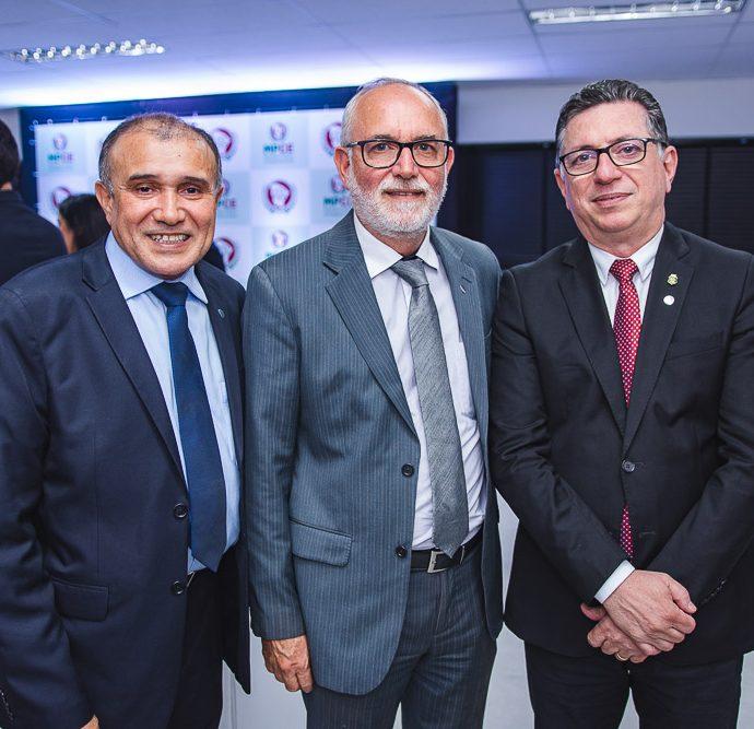 Antonio Lima, Marcos Ratakazo e Flavio Juca