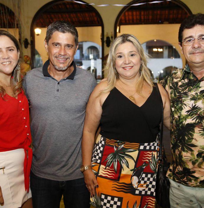 Ariadna E Marcio Carvalho, Silvana Rodrigues E Josenite Junior