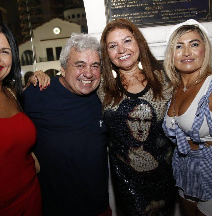 Arlinda Timbo, Pirolho Pereira, Gil Silva E Andrea Mavinier