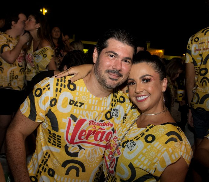 Armando Campos E Manoela Cisne