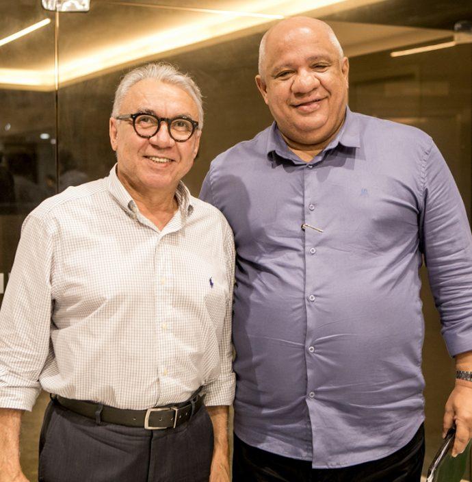 Arnaldo Santos e Pedro Alfredo