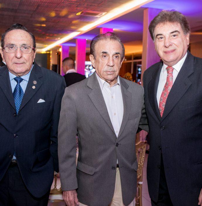 Ary Sido, Antonio Jaco E Cel Elzio Nagalli