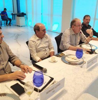 FIEC sedia encontro sobre segurança de dados