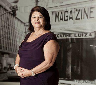 Luiza Helena Trajano receberá o Prêmio Personalidade do Ano 2020 pela Câmara de Comércio Brasil-EUA