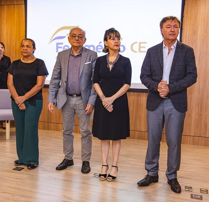 Auris Muniz, Ananias Magalhaes, Circe Jane E Mauricio Filizola