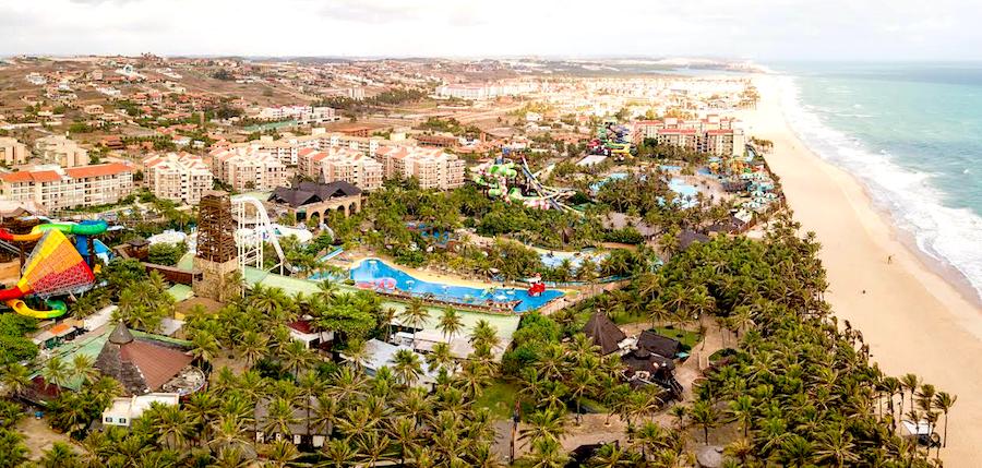 Beach Park cria vaquinha virtual para ajudar famílias que vivem do turismo em Aquiraz