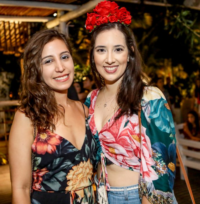 Beatriz Rebouças E Larissa Guilherme