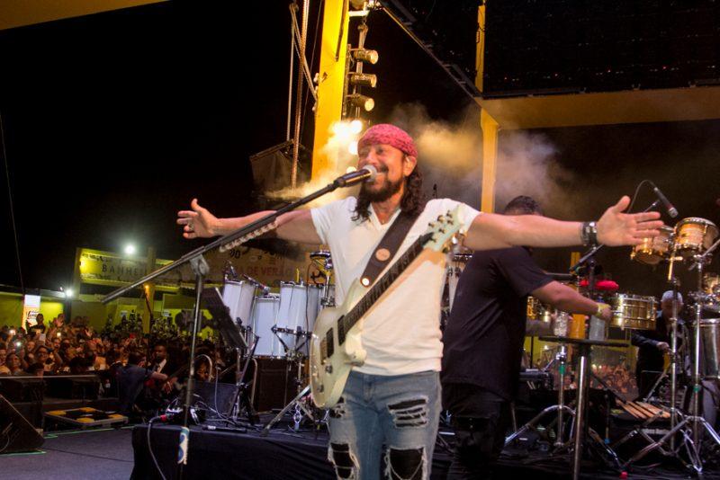 Pré-Carnaval 2020 - Colosso Fortaleza volta a ferver com Bell Marques em cima do trio do Bloquinho de Verão