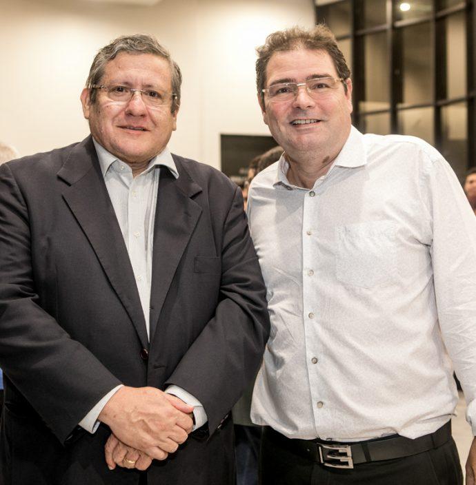 Bessa Junior e Roberto Ramos