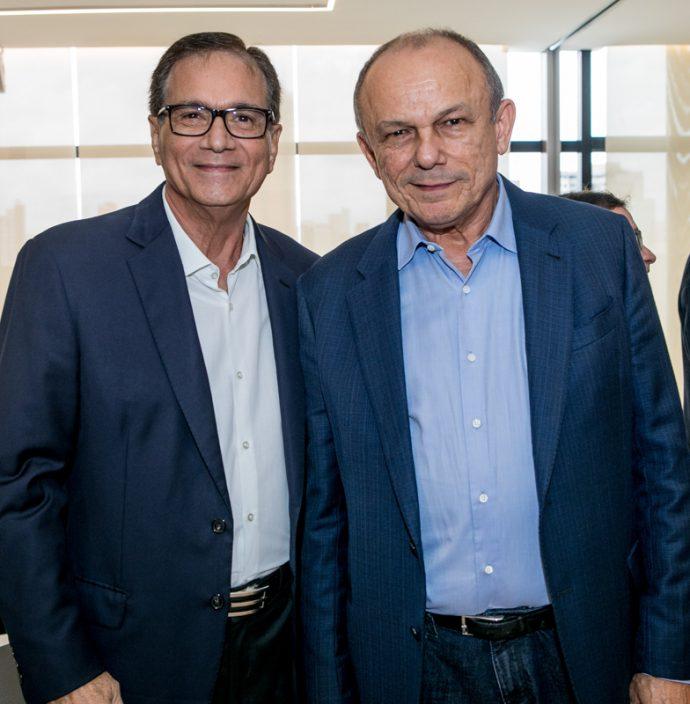 Beto Studart E Honorio Pinheiro