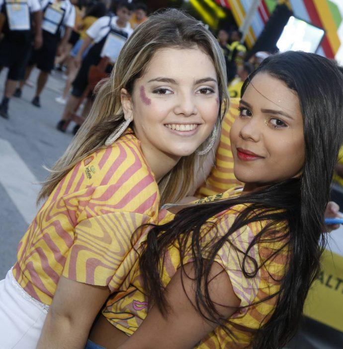 Bianca Leite E Vitoria Rodrigues