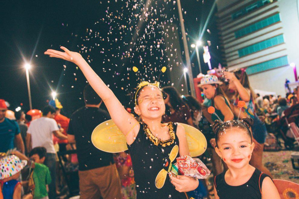 Pré-Carnaval de Fortaleza tem opções divertidas para a criançada. Vem saber!