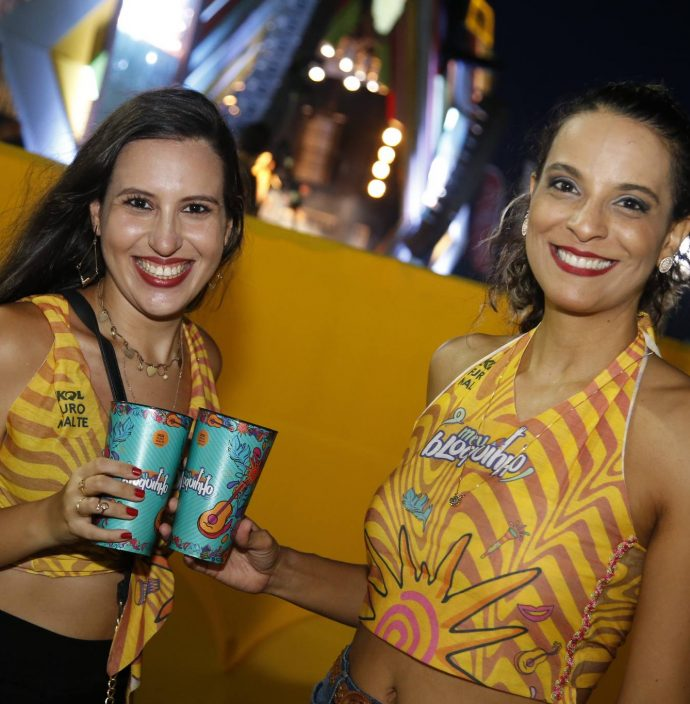 Brenda Novaes E Marta Costa