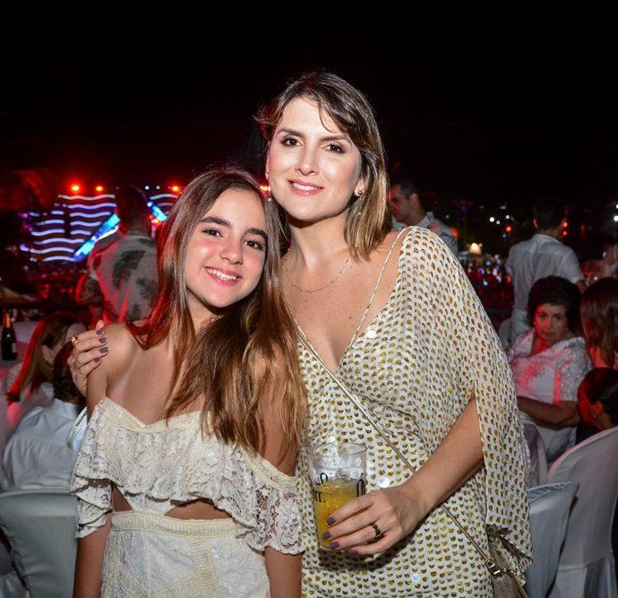 Bruna Franco, Carolina Pessoa