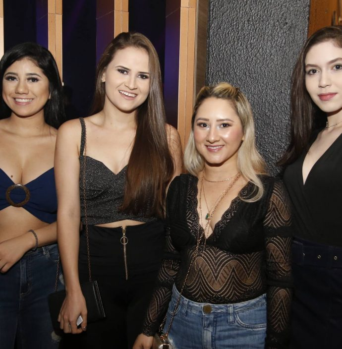 Bruna Silva, Milena Madeira, Mayara Vieira E Aline Rodrigues
