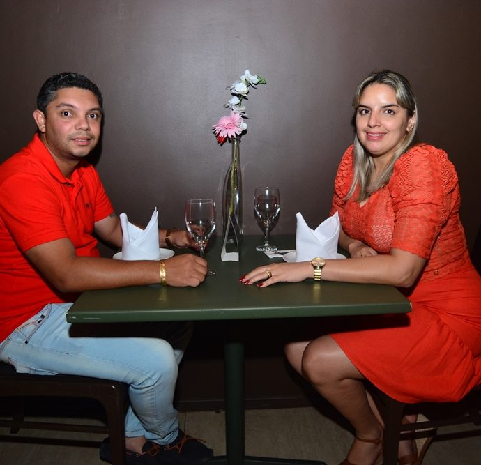 Bruno Ferreira E Alessandra Gonzaga