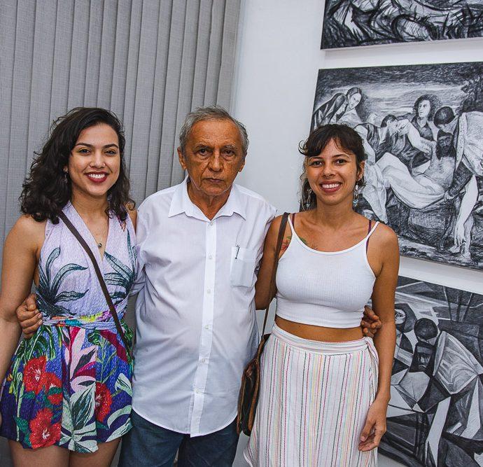 Camena Costa, Pedro Eymar E Marina Costa