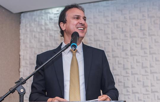 Camilo comemora retração dos índices de violência no Ceará