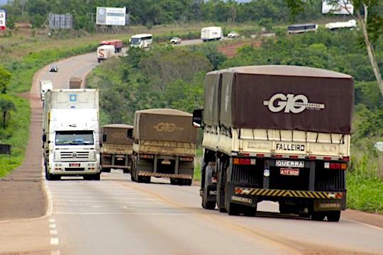 Clóvis Bezerra diz que setor de transporte e logística deverá crescer até 10% durante o ano