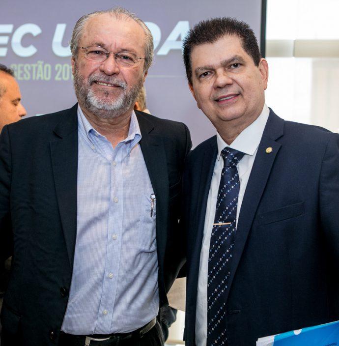 Candido Albuquerque E Mauro Benevides Filho