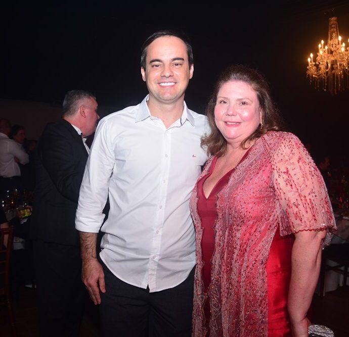 Capitão Wagner E Fernanda Pessoa