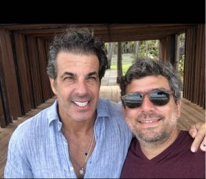 Alvaro Garnero e Marcelo Franco