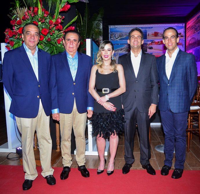Carlos Gualter Lucena, Gaudêncio Lucena, Ingrid Lucena, Gaudêncio Lucena Júnior E Igor Lucena