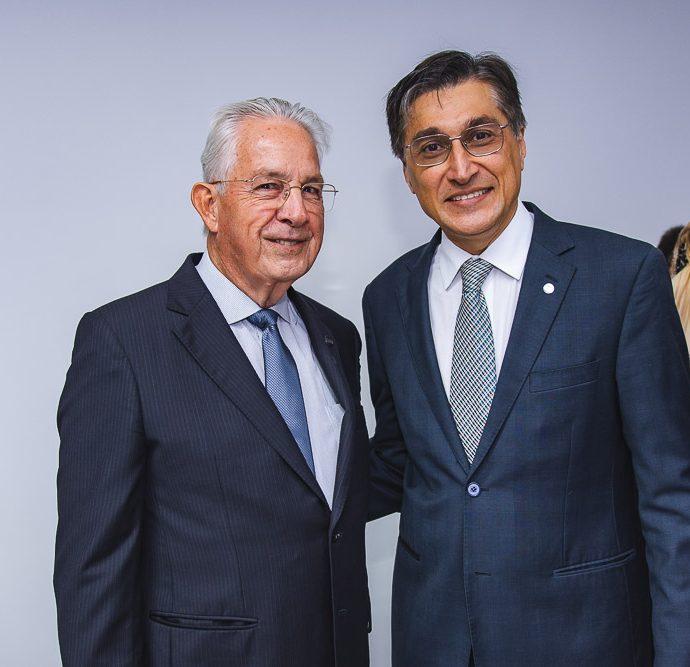 Carlos Prado e Hugo Figueiredo