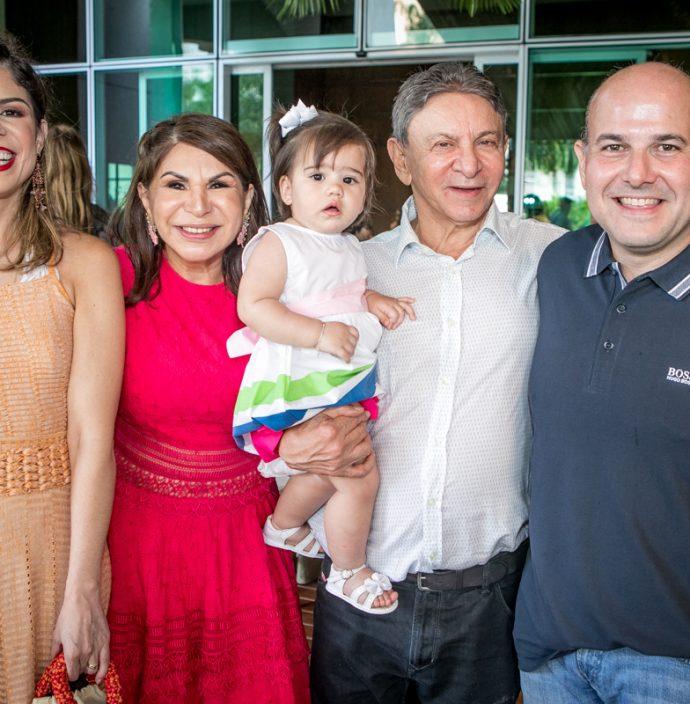 Carol Bezerra, Socorro Rabelo, Fernanda Do Ceara, Joao Rabelo E Roberto Claudio Bezerra