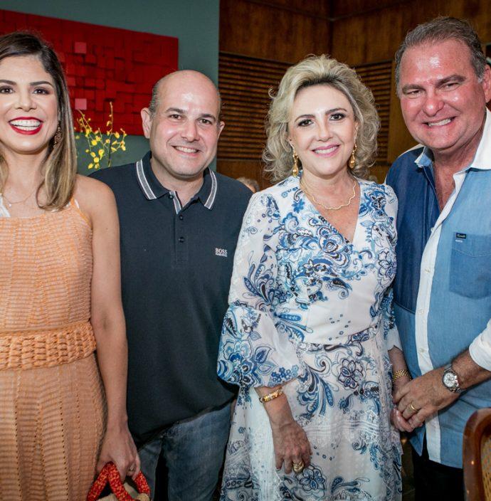 Carol E Roberto Claudio Bezerra, Graça E Jorio Da Escossia