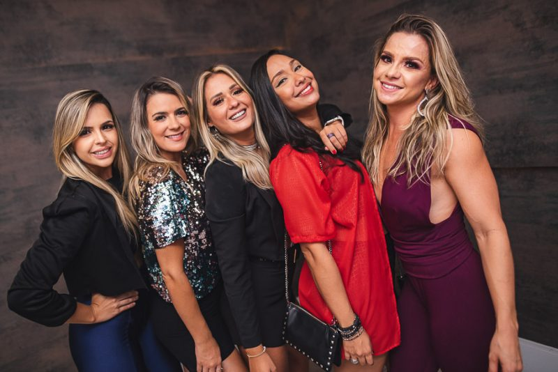 Carole Cruz, Ingrid Teixeira, Alexandra Sa, Sumihara Lee E Kika Markatti