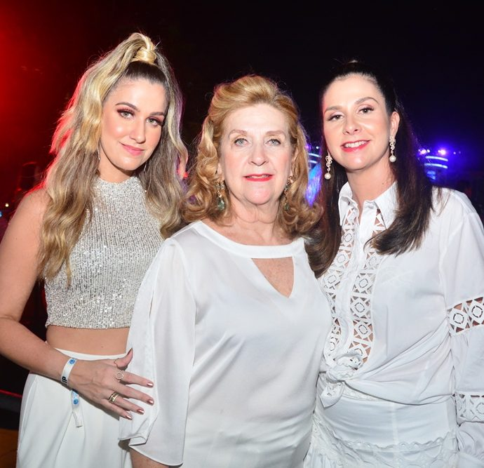 Catarina Barbosa, Maria Tereza Pinto, Fernanda Bezerra