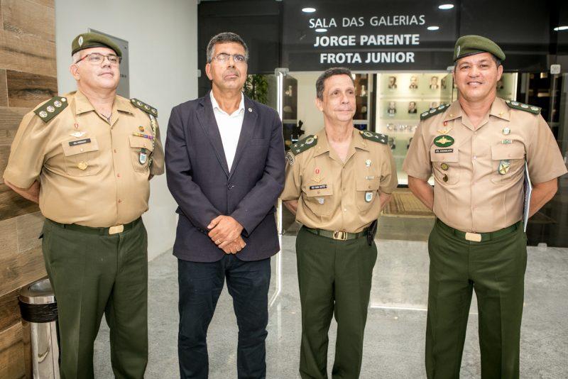 Ato Cívico 2020 - Presidente da Fiec, Ricardo Cavalcante, abre oficialmente o ano da indústria
