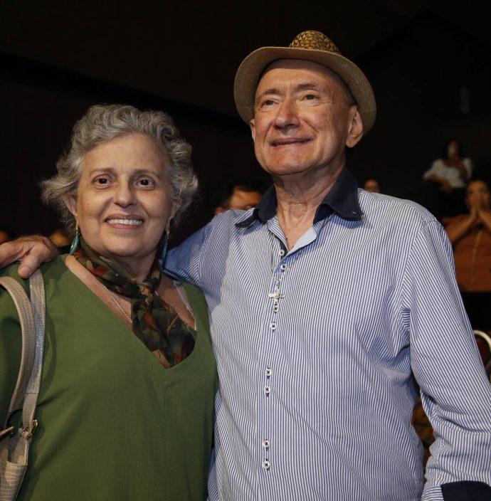 Celia Rocha E Geraldo Magela