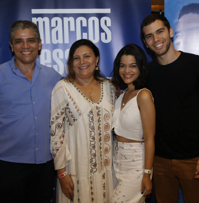 Celio Lessa, Vania Chaves, Beatriz Gomes E Rafael Lessa