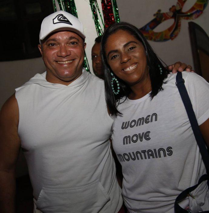 Cicero Gomes E Andrea Gurgel