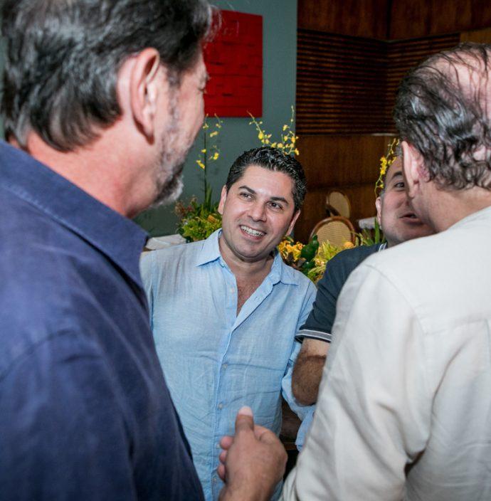 Cid Gomes, Pompeu Vasconcelos, Roberto Claudio E Julio Ventura