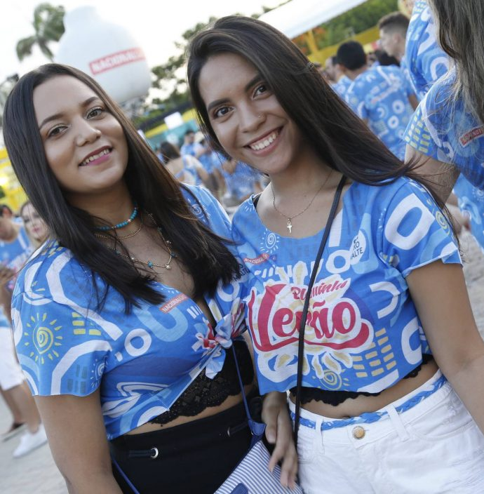 Cintia Vitoria E Ariane Souza