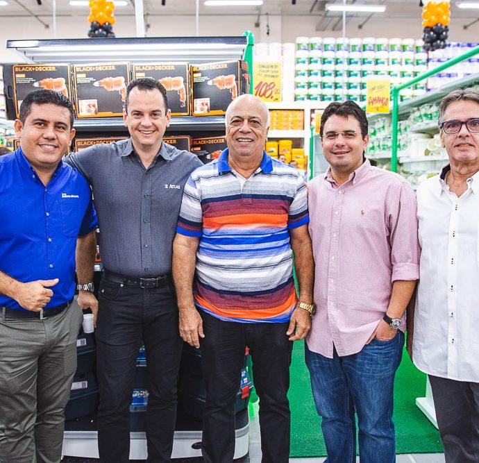 Claudenir Carvalho, Andre Esdras, Valter Bastos, Ricardo Frota E Helder Teixeira