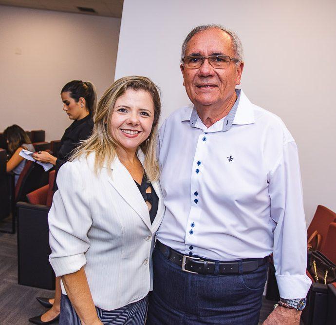 Claudia Brilhante E Sergio Braga