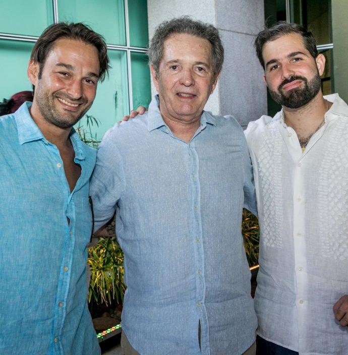 Claudinho, Claudio E Felipe Rocha