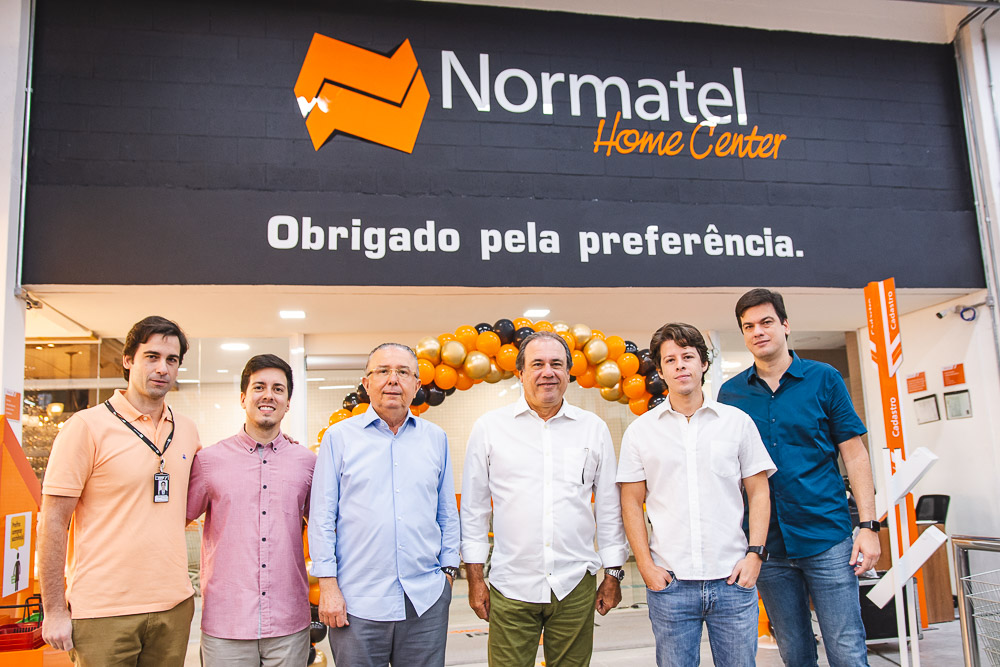 Em franca expansão, Normatel inaugura megastore no Blanc Mall